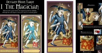 The Magician Deviant Moon
