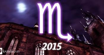 Năm 2015 của Bọ Cạp