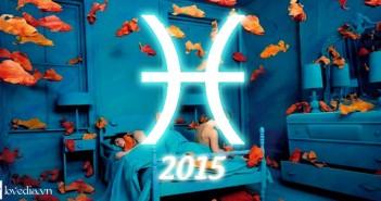 Năm 2015 của Song Ngư